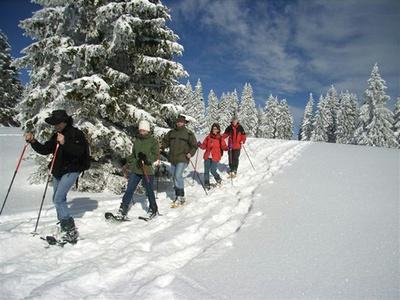 Schneeschuhwandern 4