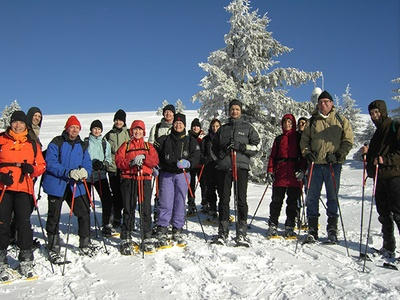 Schneeschuhwandern 5