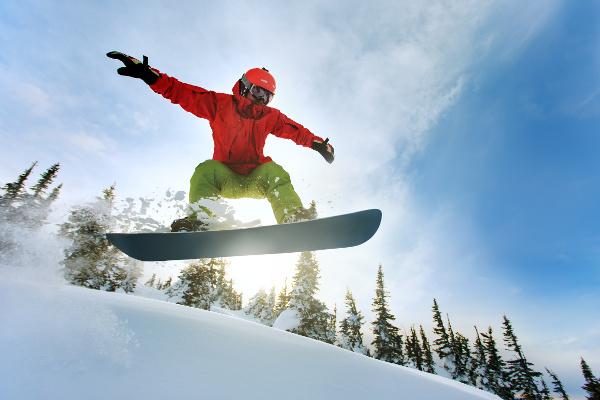 Ski- und Snowboard 4