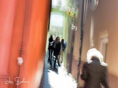 Poetisch und kreativ Fotografieren 1