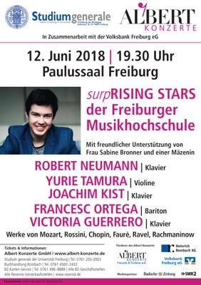 supRising Stars