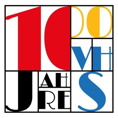 VHS-Logo 100 Jahre