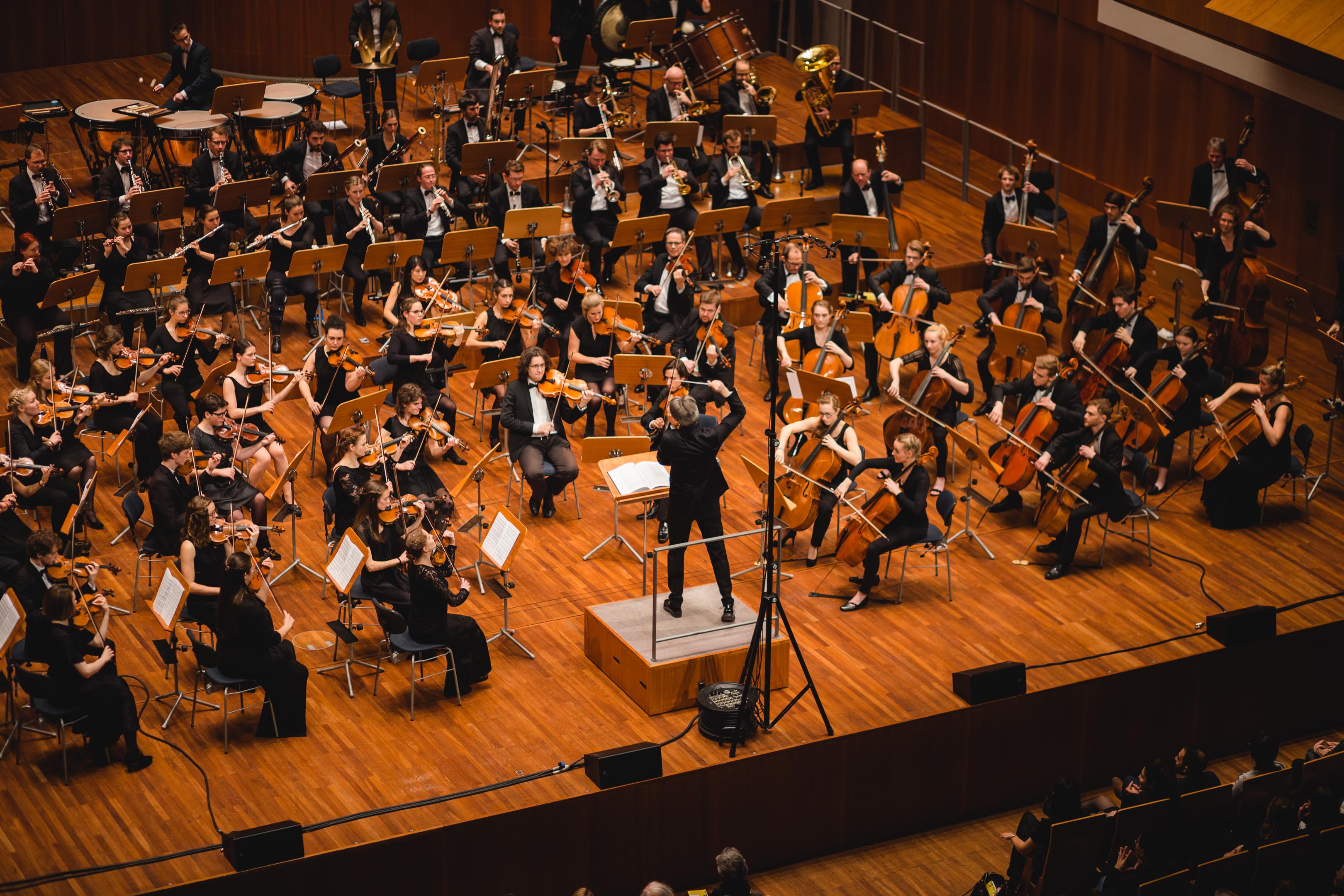 Akademisches Orchester Bild 2