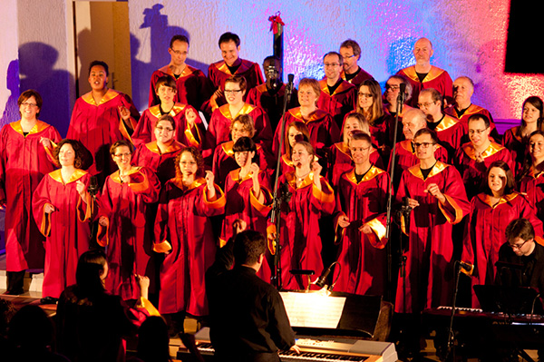Freiburger Gospel Choir