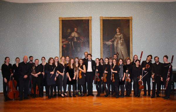 Junges Kammerorchester 2018