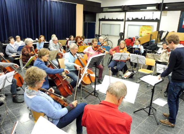 Kammerorchester Freiburg Landwasser